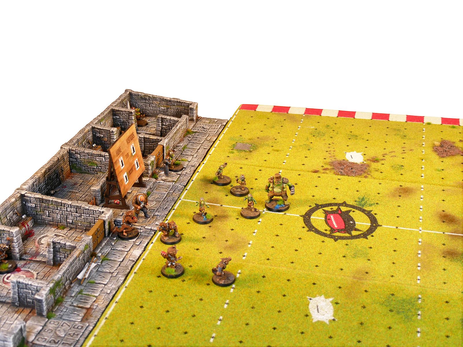 ZITERDES Fantasy Football Pitch