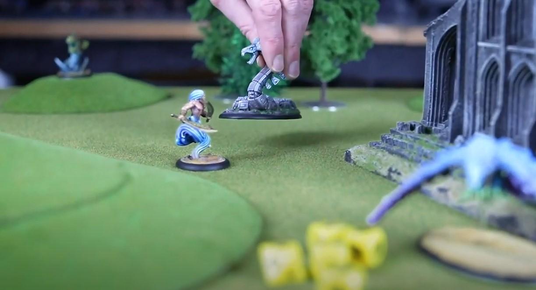ZITERDES Tabletop Gaming Mat