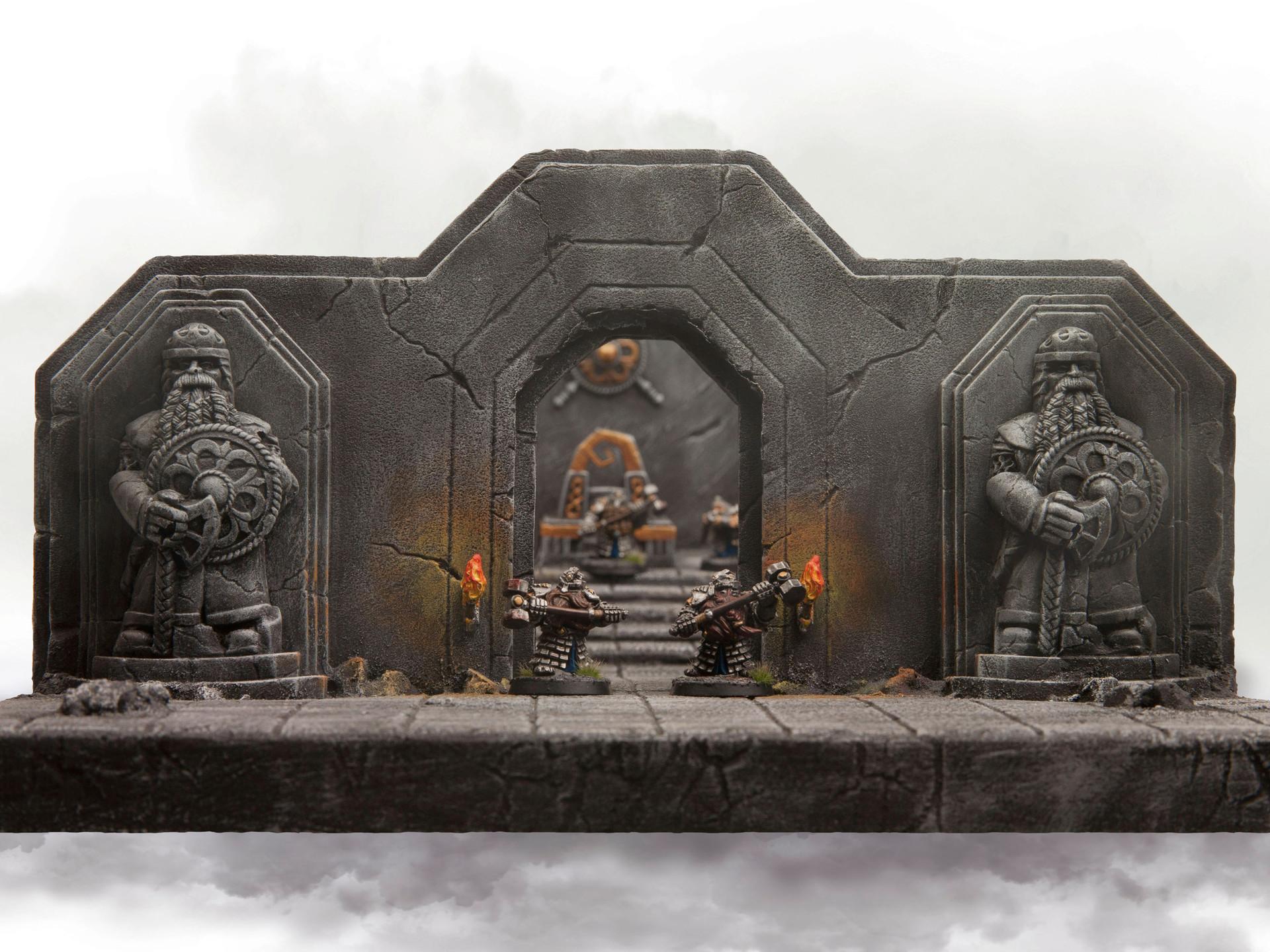 ZITERDES DunkelWelt Dungeon